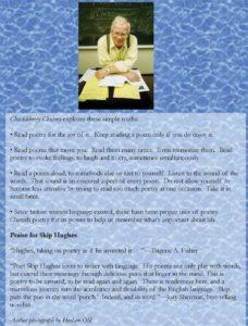 Poet,  Skip Hughes